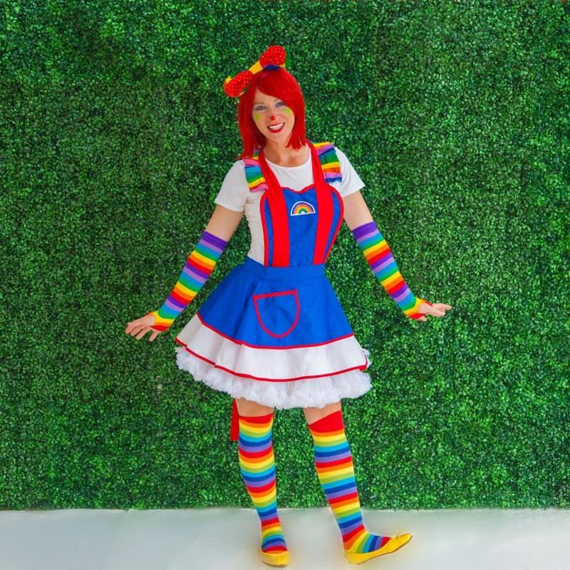 Stripy Clown